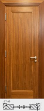EI-30 Pildiņu stiklotas/nestiklotas durvis ar virslogu-22001