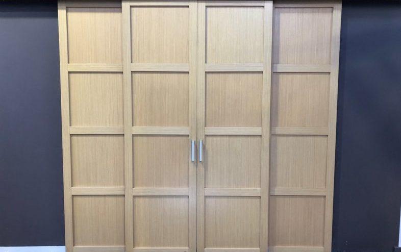 Bīdāmās durvis