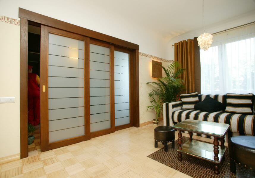 Partition walls of various designs