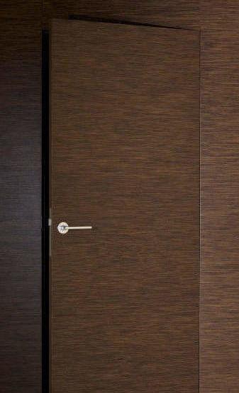 Durvis slēptajā alumīnija kārbā