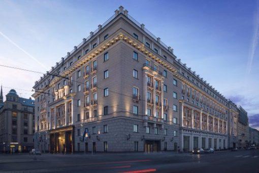Pieczvaigžņu viesnīca Grand Hotel Kempinski